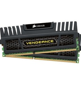 Corsair Corsair Vengeance 8 GB (2x4 GB) DDR3 1600 MHz (PC3 12800) 240-Pin DDR3 Memory Kit