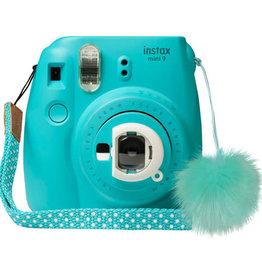 Instax //// FUJIFILM Instax Mini 9 Instant Camera Surf Blue 600020644