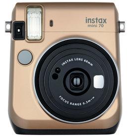 Instax Instax Mini 70 Stardust Gold Instant Camera 600018062