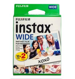 Instax Fujifilm | Instax Wide Instant Film - 2-Pack (20 Exposures) 600015559