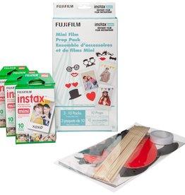 Fujifilm Fujifilm   Instax Mini Instant Film Party Prop Pack 600018639