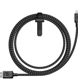 Nomad Nomad - Ultra Rugged Lightning Cable 5ft Grey 107-1336