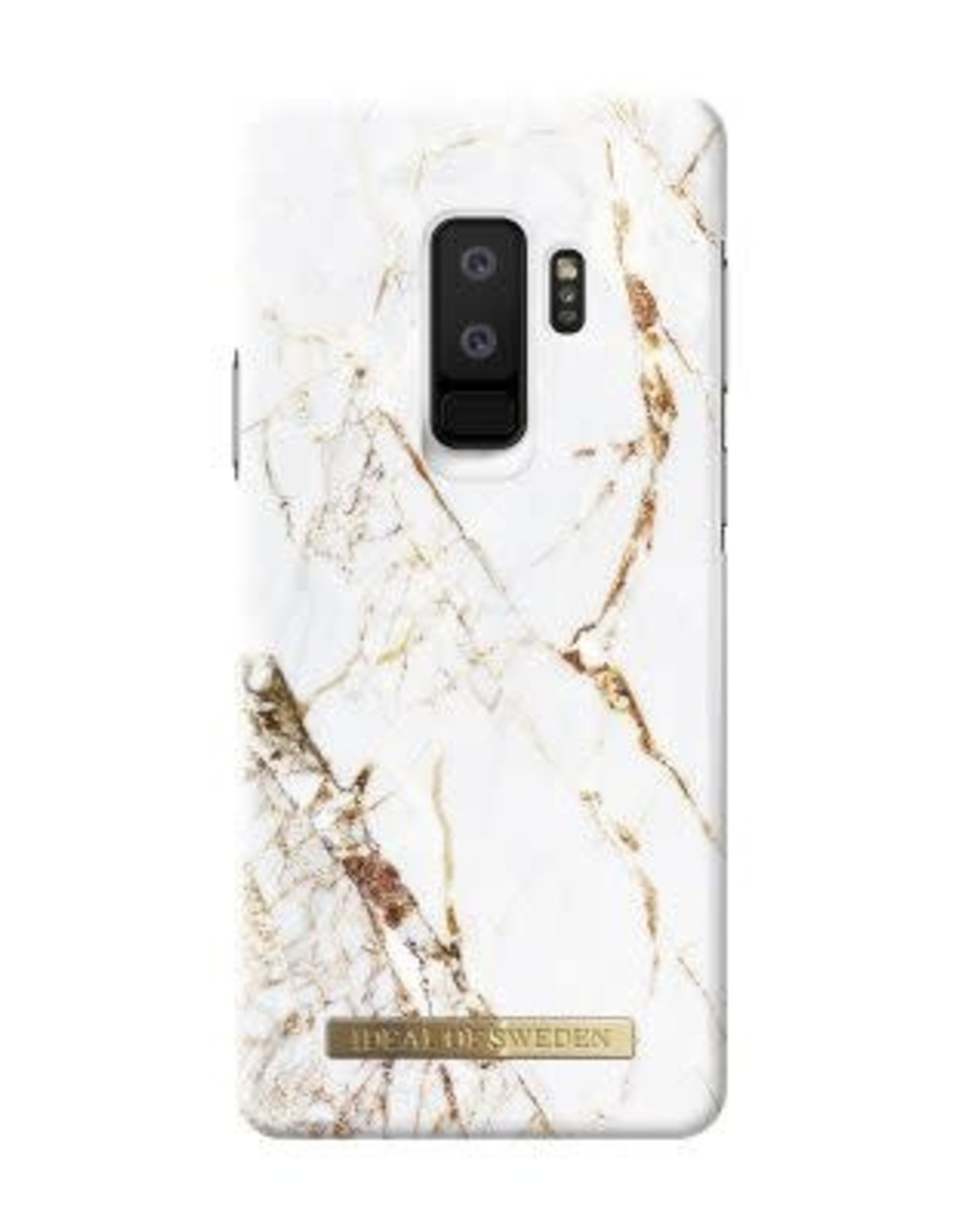 iDeal of Sweden /// iDeal of Sweden   Samsung Galaxy S9+ Fashion Case Carrara Gold   IDFC5878CAGD