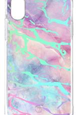 Caseco Caseco | iPhone XR - Holographic Fremont Marble Tough Case Unicorn | C2661-55