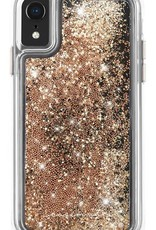 Case-Mate Case-Mate iPhone XR  Gold Waterfall case 15-03669