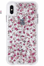 Case-Mate Case-Mate | iPhone XR Pink Ditsy Real Flower Petals case | 15-03683