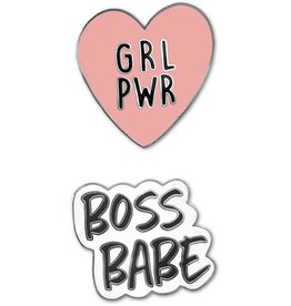 /// iDecoz | Girl Power Phone Charms pack | GG272P