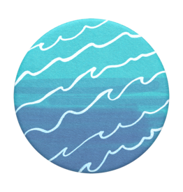 Popsockets PopSockets | PopTop Blue Tidal Wave | 115-1908