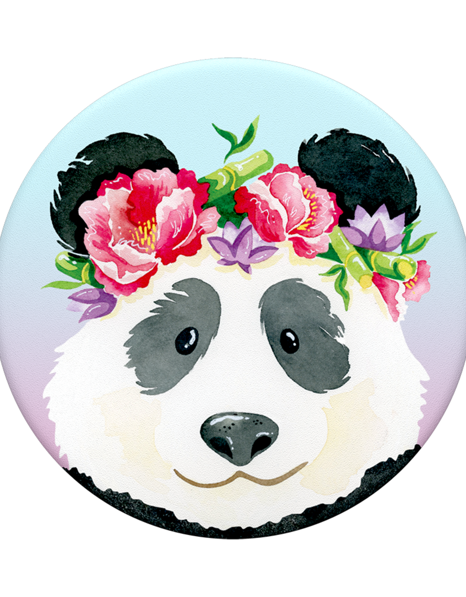 Popsockets Popsockets   PopGrip (Complete Swappable PopGrip) Pandachella   115-1891