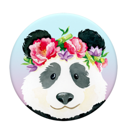 Popsockets Popsockets | PopGrip (Complete Swappable PopGrip) Pandachella | 115-1891