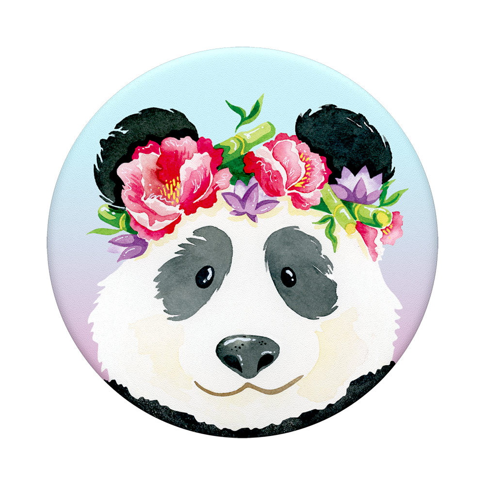 Popsockets Popsockets | PopGrip (Complete Swappable PopGrip)Pandachella | 115-1891
