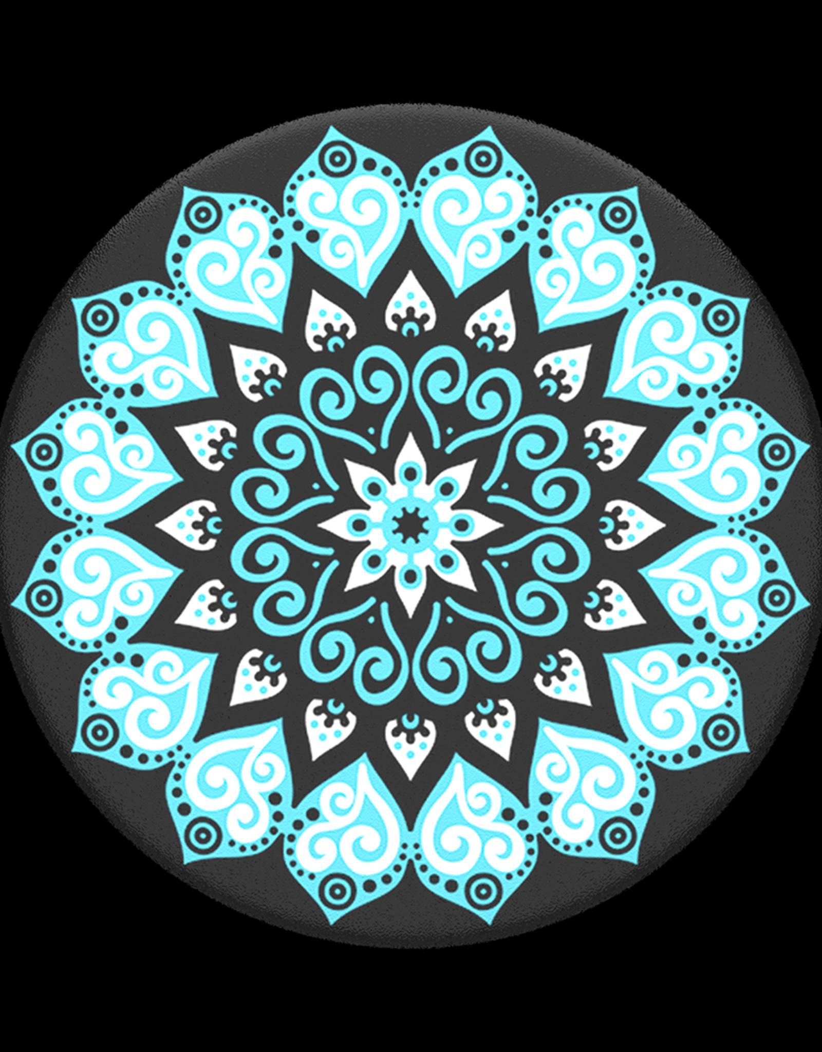 Popsockets PopSockets | PopGrip (Complete Swappable PopGrip)Peace Mandala Sky | 115-1893