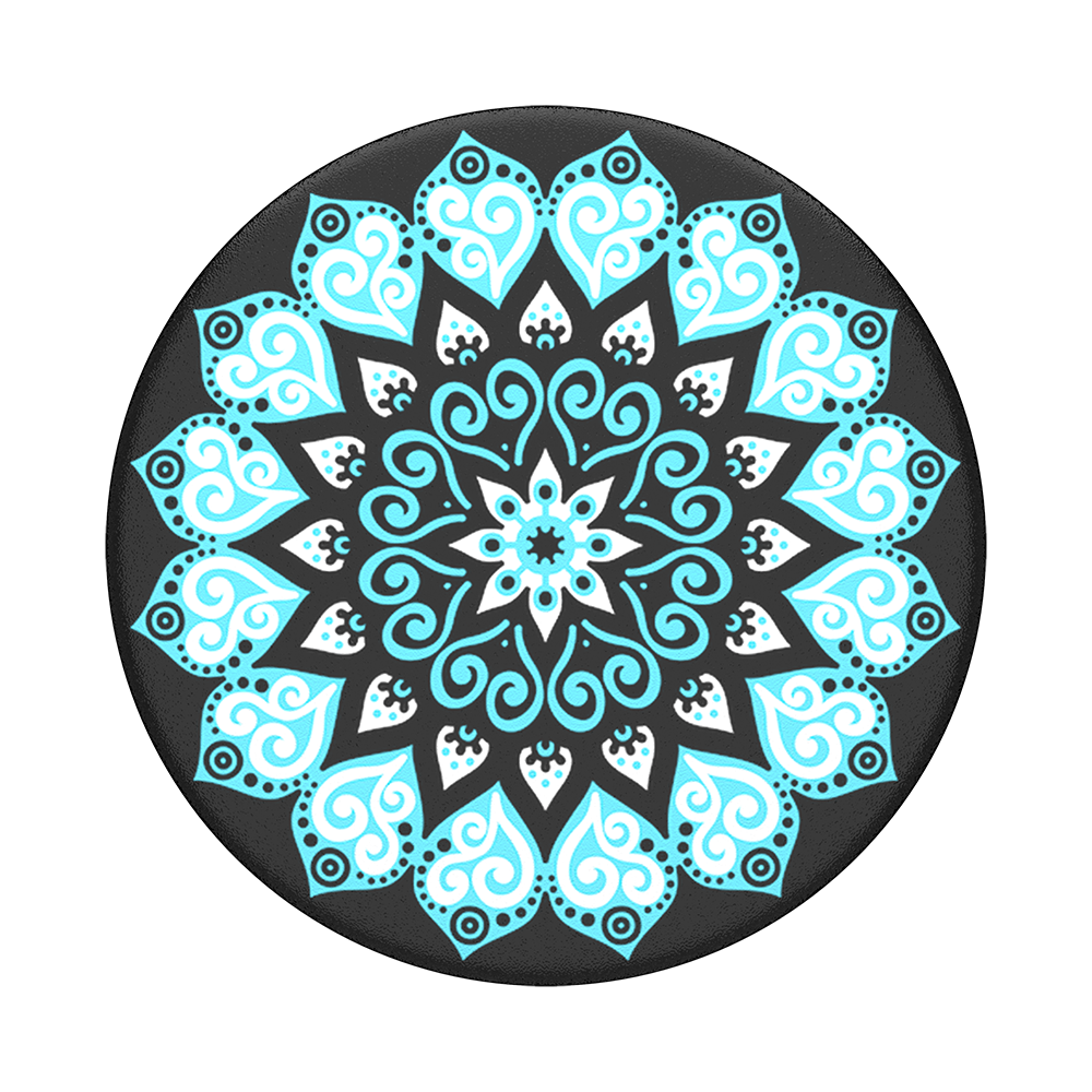 Popsockets PopSockets | PopGrip (Complete Swappable PopGrip)Peace Mandala Sky | 115-1893