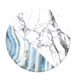 Popsockets PopSockets | PopGrip (Complete Swappable PopGrip) Aegean Marble 115-1861
