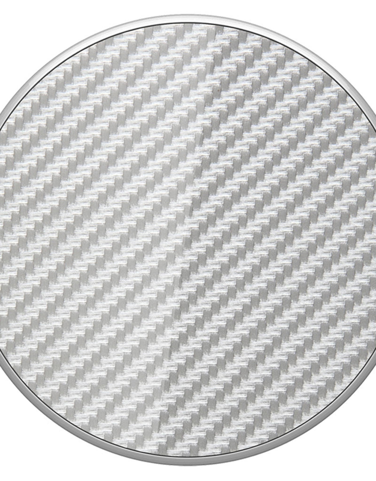 Popsockets PopSockets | PopGrip (Complete Swappable PopGrip) Genuine Metal Fiber 115-1876