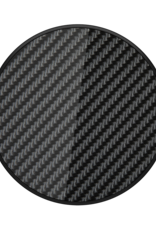 Popsockets PopSockets | PopGrip (Complete Swappable PopGrip) Genuine Carbon Fiber 115-1875