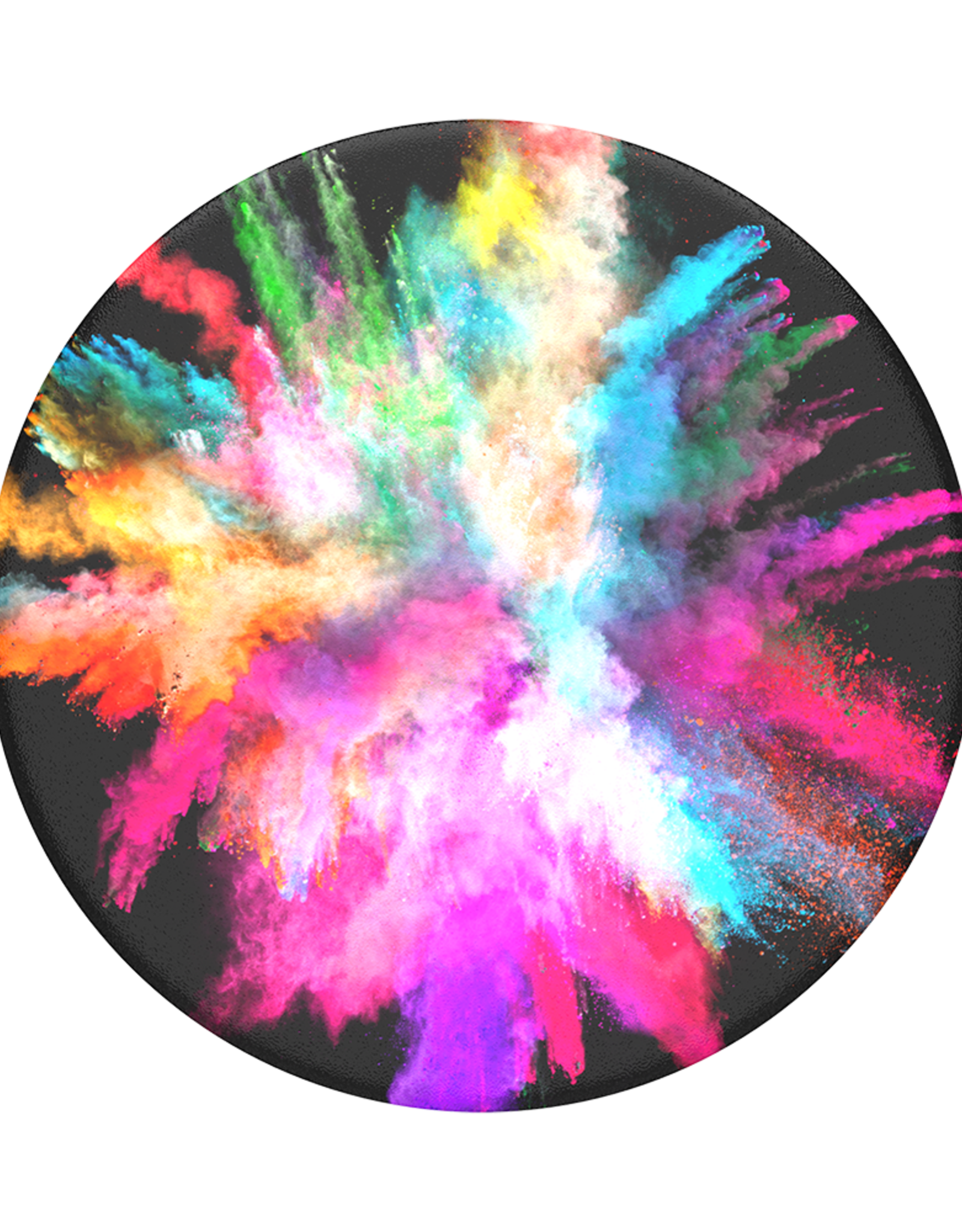 Popsockets PopSockets |  PopGrip (Complete Swappable PopGrip Color Burst Gloss | 115-1872
