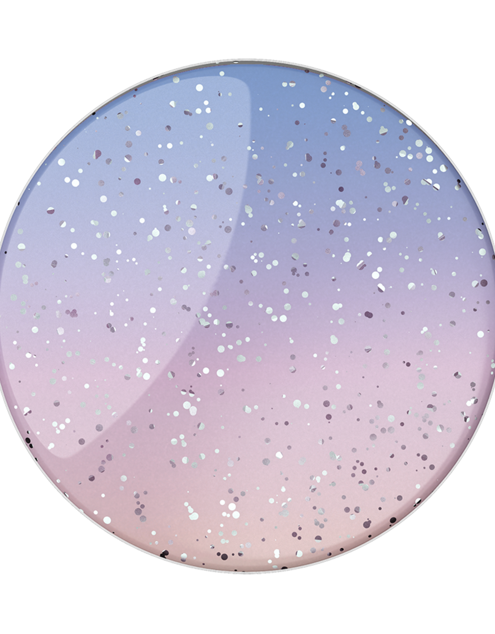Popsockets PopSockets | PopGrip (Complete Swappable PopGrip) Glitter Morning Haze | 115-1879