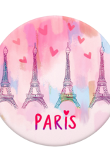 Popsockets PopSockets | PopGrip (Complete Swappable PopGrip) Paris Love 115-1892
