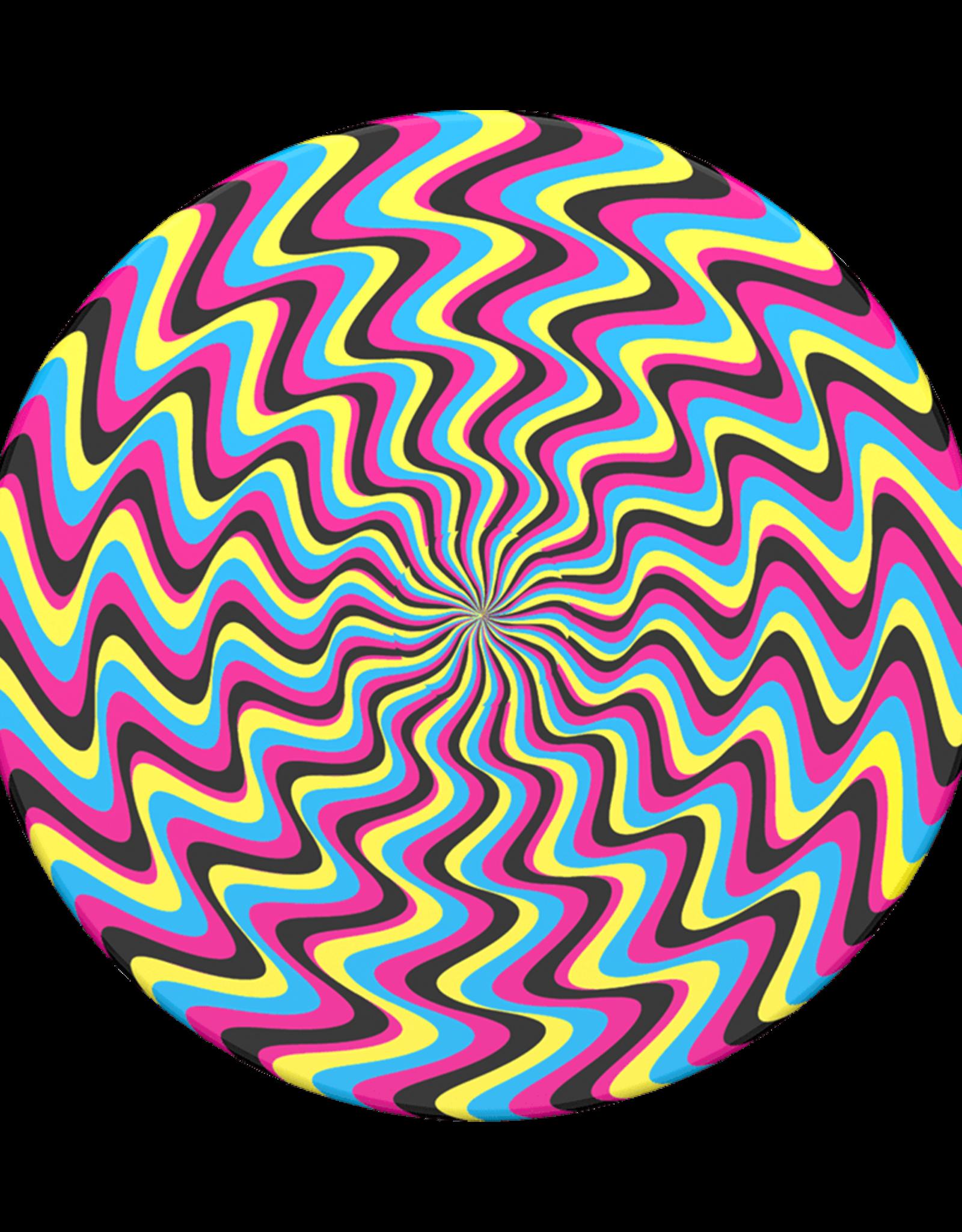 Popsockets PopSockets | PopGrip (Complete Swappable PopGrip)Twist Carnival Swirl | 115-1902