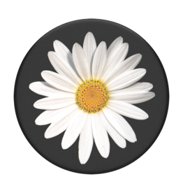 Popsockets PopSockets | PopGrip (Complete Swappable PopGrip) White Daisy 115-1905