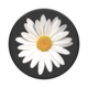 Popsockets PopSockets   PopGrip (Complete Swappable PopGrip) White Daisy 115-1905