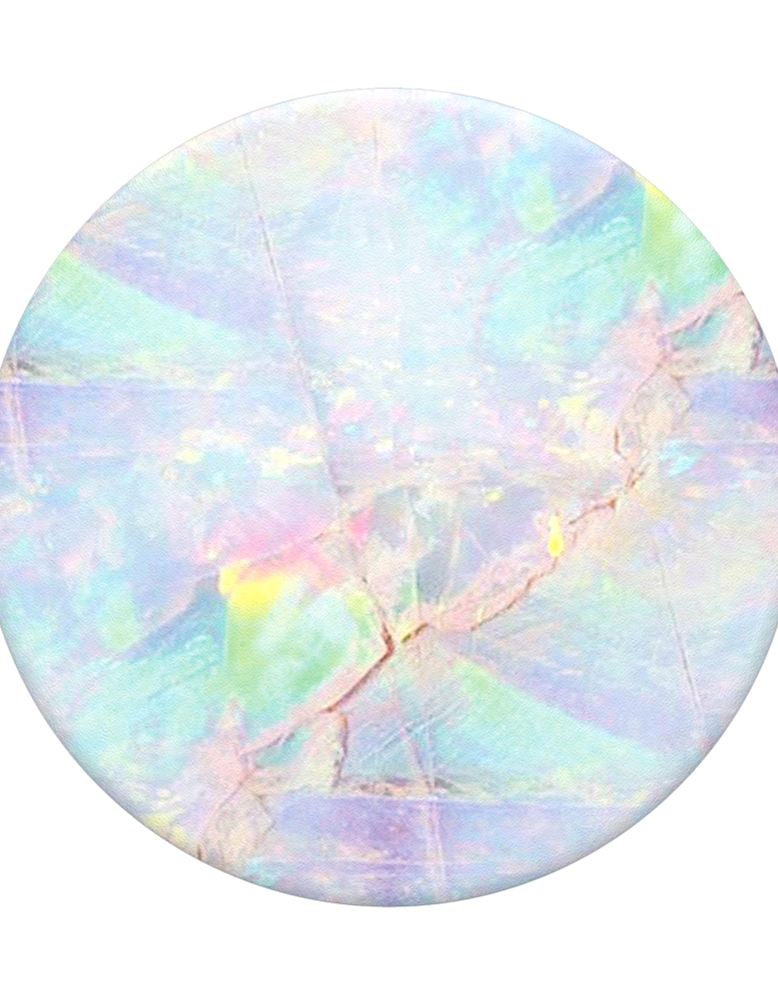 Popsockets PopSockets | PopGrip (Complete Swappable PopGrip)Opal | 115-1889