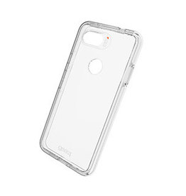 GEAR4 GEAR4 | Google Pixel 3a - D3O Clear Crystal Palace Case | 15-04259