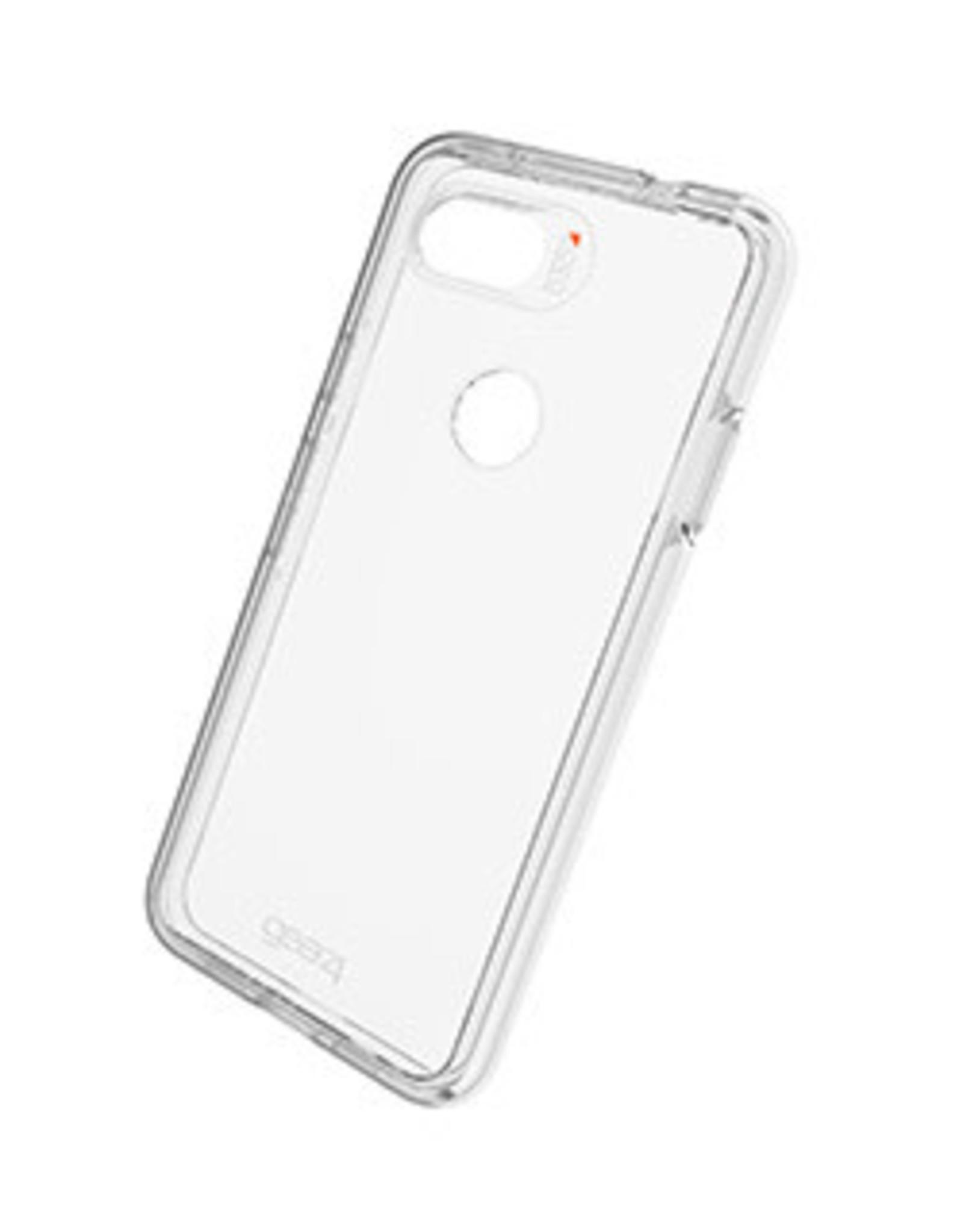GEAR4 GEAR4   Google Pixel 3a XL  D3O Clear Crystal Palace Case   15-04260