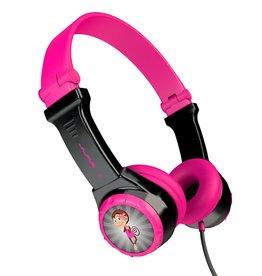 JLab Audio - JBuddies Folding Headphones Purple/Gray 106-1339