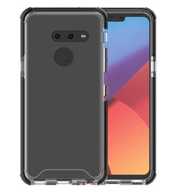 Blu Element Blu Element - DropZone Rugged Case Black for LG G8 ThinQ 120-1756