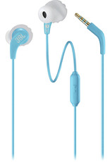 JBL JBL | Endurance RUN In-Ear Wired Earbuds - Teal JBLENDURRUNTELAM