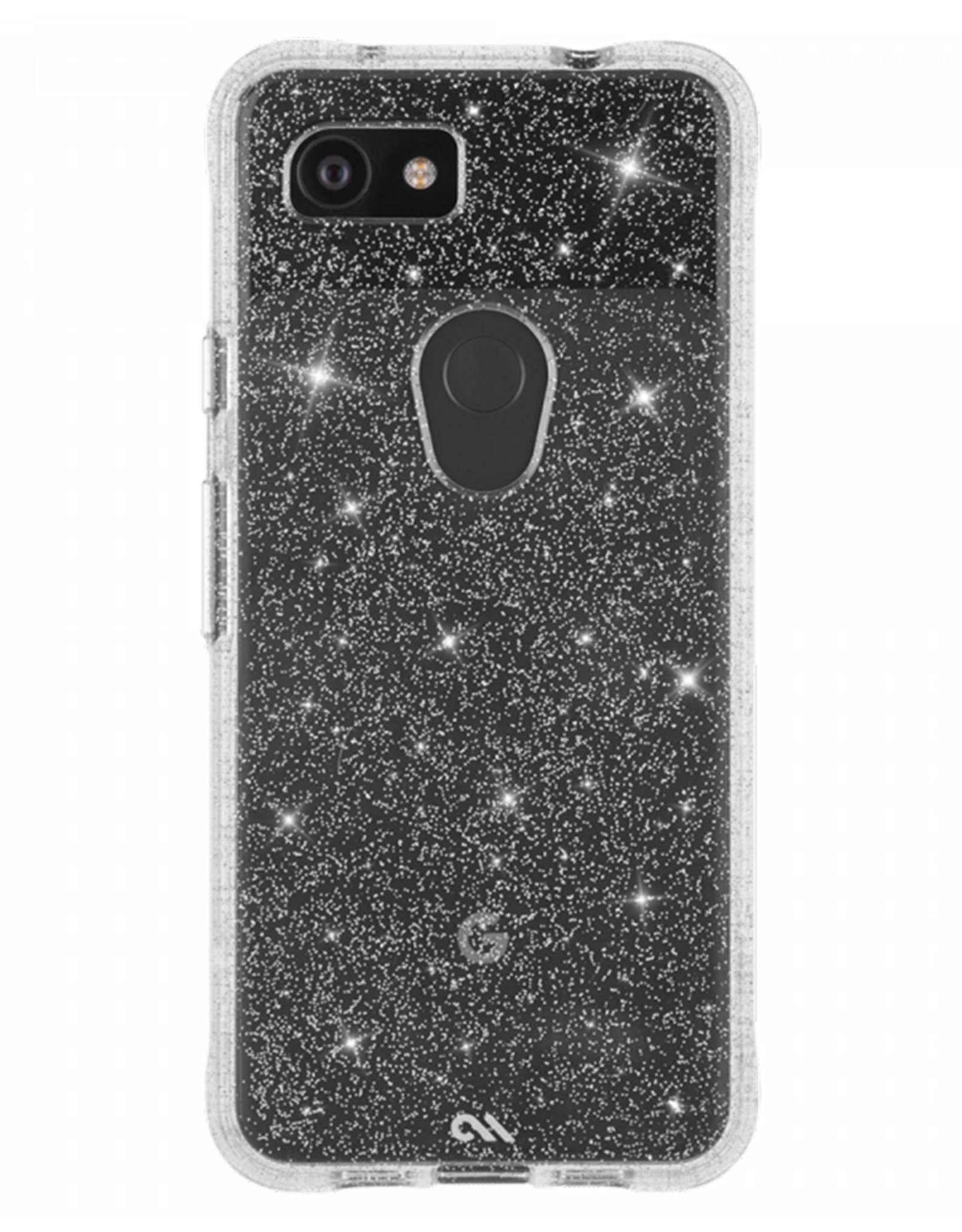 Case-Mate Case-Mate   Google Pixel 3a Clear Sheer Crystal Case   15-04325