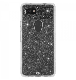 Case-Mate Case-Mate | Google Pixel 3a Clear Sheer Crystal Case | 15-04325