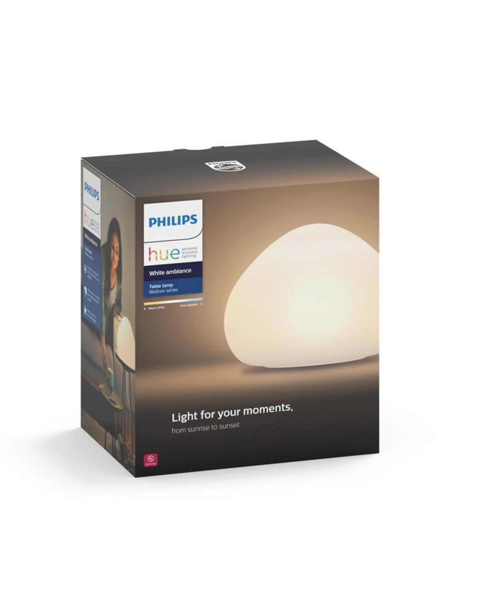 Philips Hue Philips Hue   Huewellner Table Lamp -White-   4100531u7
