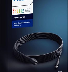 Philips Hue Philips Hue | PhilipsHuePlay White and Color Ambiance Light Bar Extension Cable 5 Meters -Black- | 7820430u7