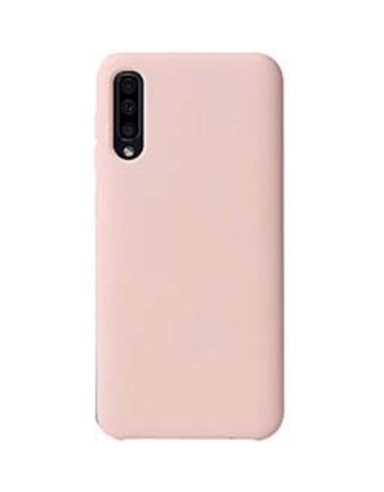 Uunique | Samsung Galaxy A50 Candy Pink Liquid Silicone Case | 15-04647