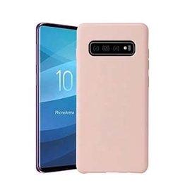 Uunique London Uunique | Samsung Galaxy S10 Candy Pink Liquid Silicone Case | 15-04649