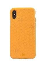 Pela Pela | iPhone X/Xs Yellow Honey Bee Edition Compostable Eco-Friendly Protective Case | 15-04742
