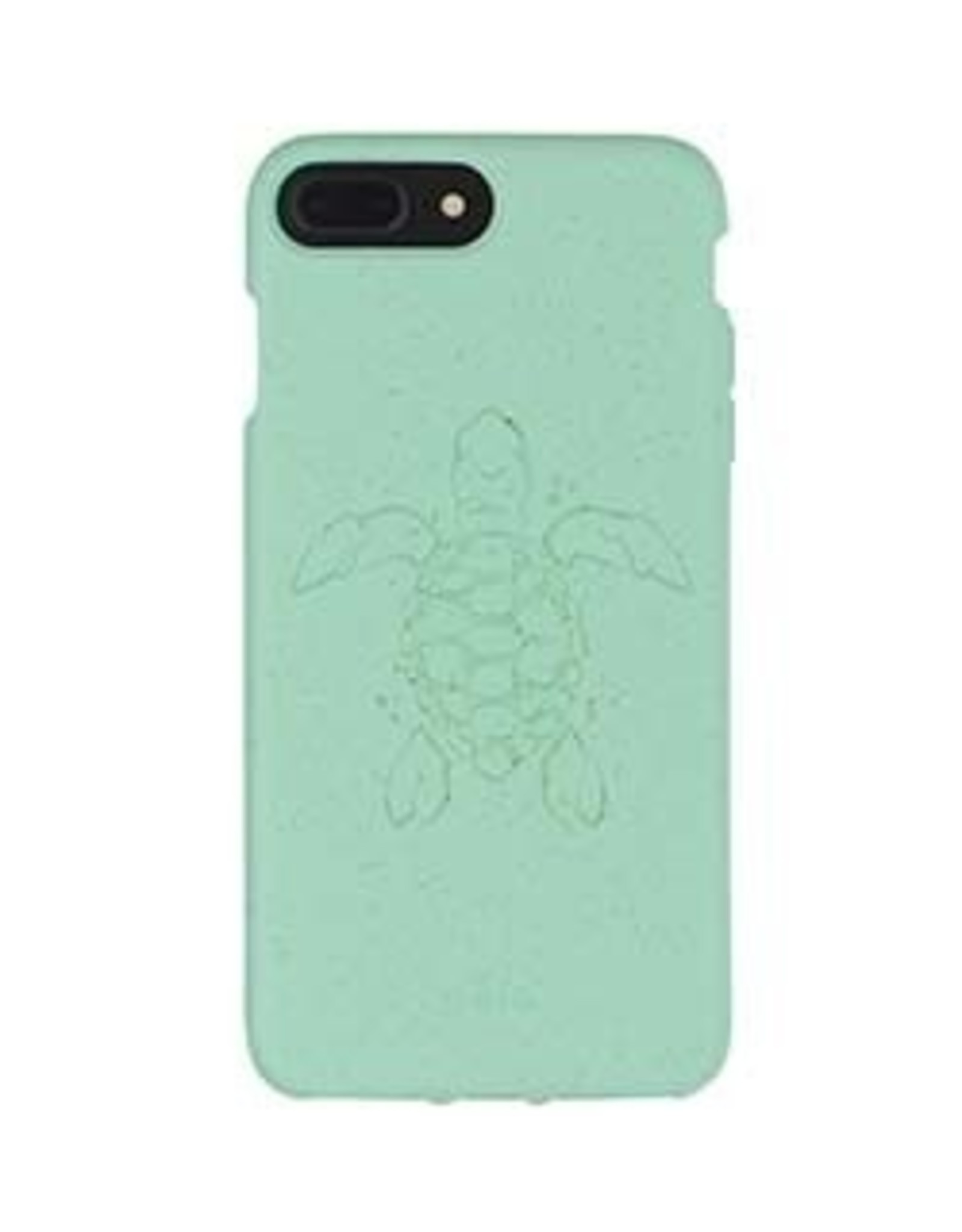 Pela Pela | iPhone 8 Plus/7 Plus/6 Plus/6S Plus Turtle Edition Compostable Eco-Friendly Protective Case | 15-04738