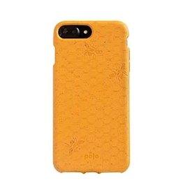 Pela Pela | iPhone 8 Plus/7 Plus/6 Plus/6S Plus Honey Bee Edition Compostable Eco-Friendly Protective Case | 15-04737
