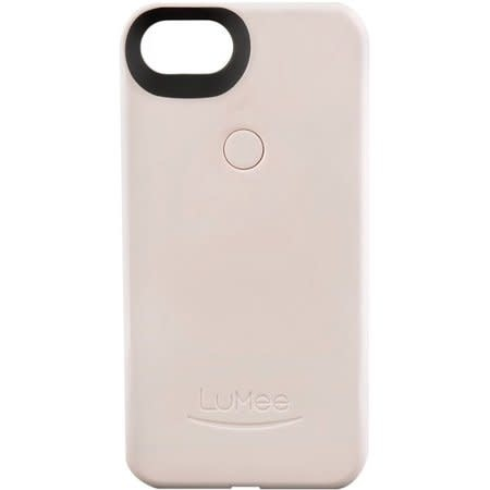 LuMee LuMee | iPhone 8/7/6/6s Two Illuminating Case Summer Blush | LM-L2-IP7-SMRBLSH