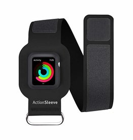 Twelve South Twelve South ActionSleeve for Apple Watch 42-L  Black TS-12-1703