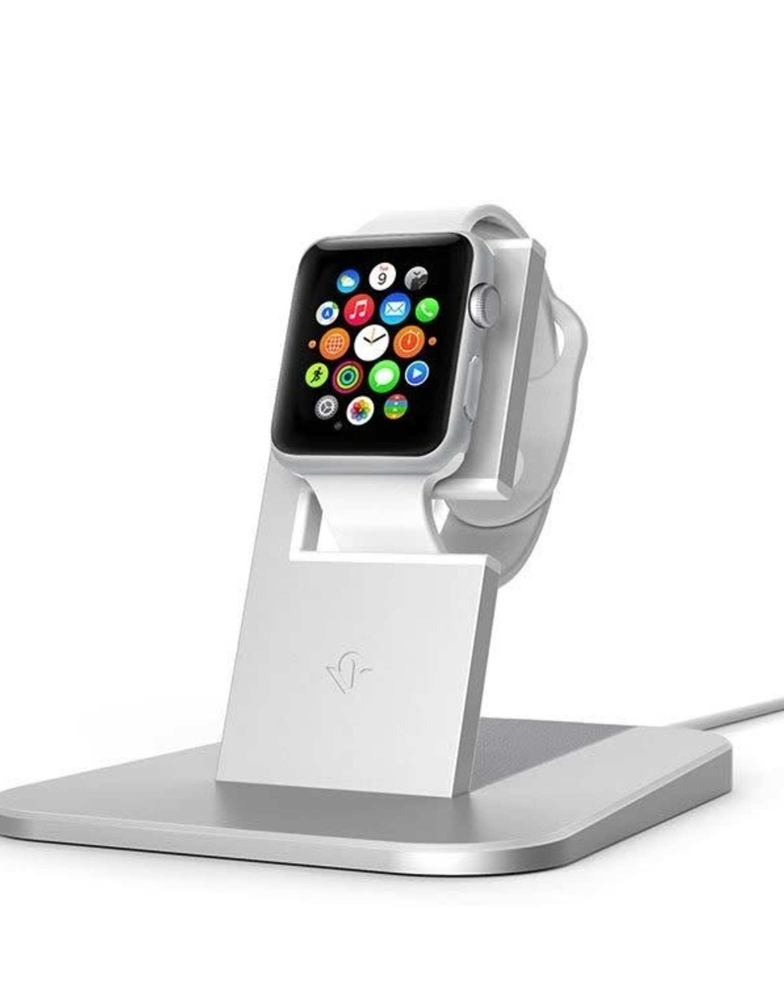 Twelve South /// Twelve South HiRise iWatch Silver TS-12-1503