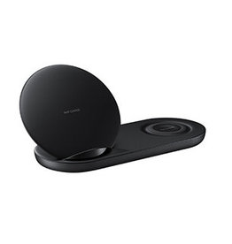 Samsung Samsung OEM Black Rapid Wireless Charger Duo Stand/Pad 15-03377