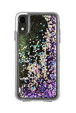 Case-Mate Case-Mate iPhone XR  Purple Glow Waterfall case 15-03668