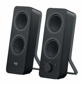 Logitech Logitech Z207 Stereo speakers with Bluetooth Black 980-001294