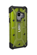 UAG UAG Samsung Galaxy S9 Citron/Black Plasma Series case 15-02739