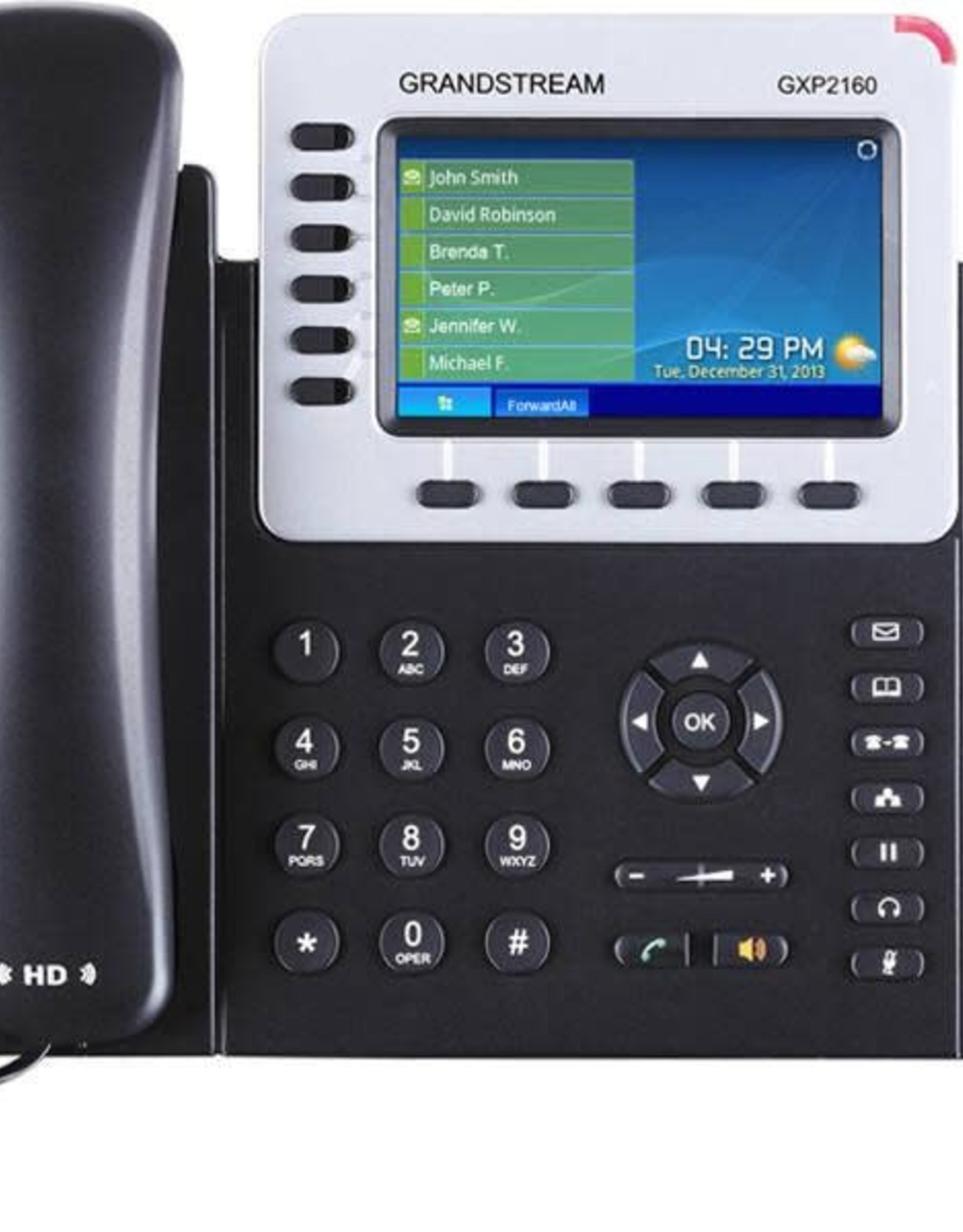 Grandstream GXP2160 Enterprise IP Phone - VoIP phone GXP2160