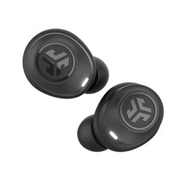 JLab Audio | JBuds Air True Wireless Headsets + Charging Case Black 105-1512